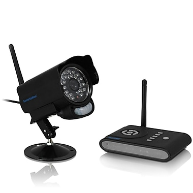 SecurityMan® DigiAir-SD Digital Wireless Outdoor/Indoor Camera System Kit
