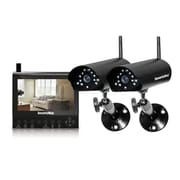 SecurityMan® DigiLCDDVR2 4 Channel Wireless Security System