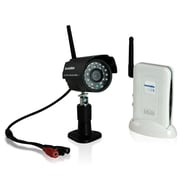 SecurityMan® DigioutAir Digital Wireless Outdoor/Indoor Color Camera Kit