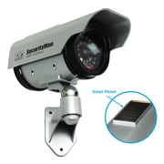 SecurityMan® SM-3803 Solar Power Outdoor/Indoor Dummy Camera