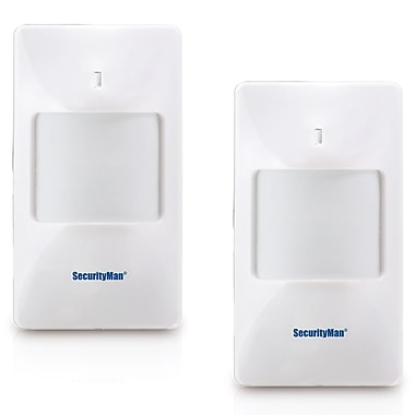 SecurityMan® SM-80-2PK PIR Motion Sensor