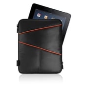 Macally Lightweight Carrying Case For iPad 2/iPad3/iPad4, Black