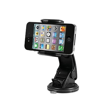 Macally Suction Cup Mount For iPhone, iPod, Cell Phone, MP4 And GPS
