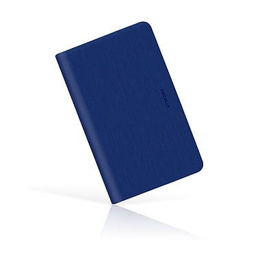 Macally Protective Case Cover For 11in. Macbook Air, Navy Blue