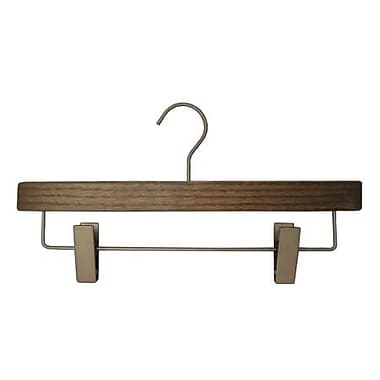 Wood Pant Hanger, Dark