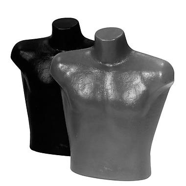 Apollo Muscular Shirt Form, Black