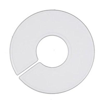 3 1 2 x 1 3 8 Blank Round Size Divider White