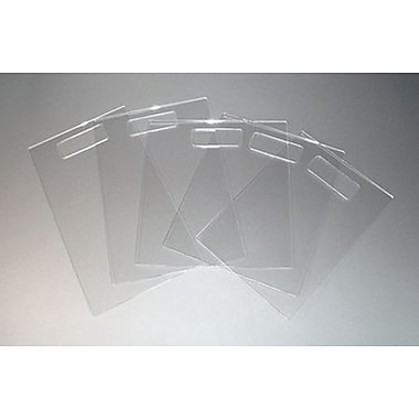 8 1/2in. x 12in. Acrylic Clear Shirt Folding Board, X-Small