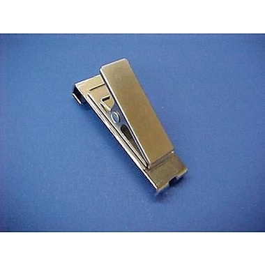 2in. Gridwall Clip, Chrome