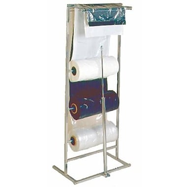 Three Roll Poly Bag Dispenser