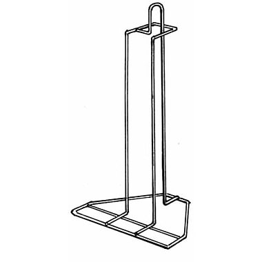 Skirt High Hanger Stacker, Chrome, 21in.