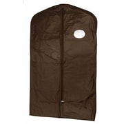 """40"""" Poly Suit Cover, Brown"""