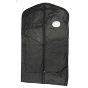 """40"""" Poly Suit Cover, Black"""