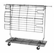 Shelf/Display Screen For RCS/1, RCS/2 and RCW/4, Chrome