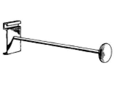 Shelf Bracket Chrome 12