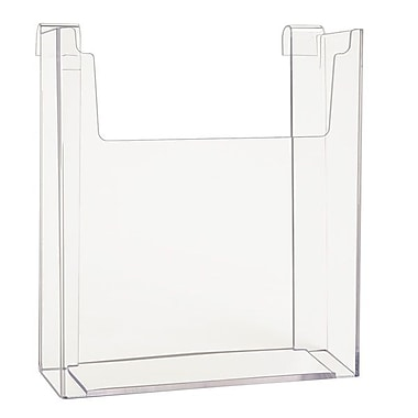 Acrylic Brochure Holder, 8 1/2in. x 11in.