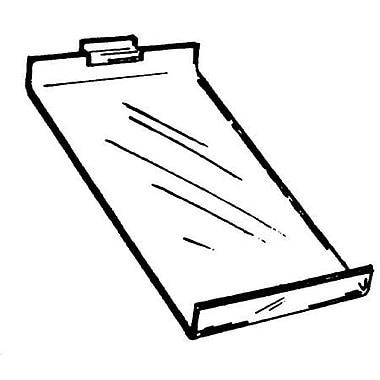 Slatwall Slope Shelf, 10