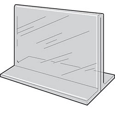 Foxfire Acrylic Side-Loading Sign Holder, 11in. x 8.5in.