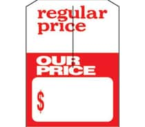 Pricing Tags & Retail Tags