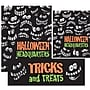 14 Pcs Big Format Sign Kit HALLOWEEN HEADQUARTERS,