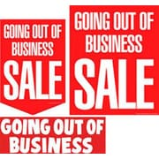 Foxfire KKS090-00 Heavy Paper Going Out Of Business - Sale Super sign Kit