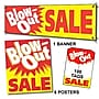 107 Pcs Sales Driver Sign Kit BLOW-OUT SALE,