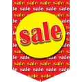 20in. x 14in. Pennants in.SALEin., Yellow on Red