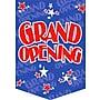 20 x 14 Jump Stars Pennants GRAND OPENING,