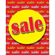 51 x 40 Super Posters SALE, Yellow on Red
