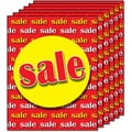 28in. x 22in. Standard Poster in.SALEin., Red on Yellow