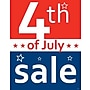 28 x 22 Standard Poster 4TH OF JULY