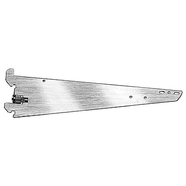 14 in.  Blade Brackets With Tightening Screw, Zinc