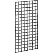 2' x 4' Wire Gridwall Panel, Chrome