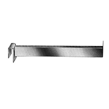 14 in.  Rectangular Tubing Faceout, Chrome