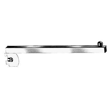 12 in.  Square Tubing Straight Arm Faceout