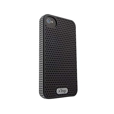 Ifrogz IP4BRZ iPhone Case, Black/Gray