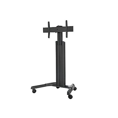 Infocus INF-MOBCARTPRO-B Adjustable Mobile Cart