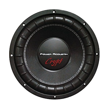 Power Acoustik Crypt CW2-152 Car Subwoofer