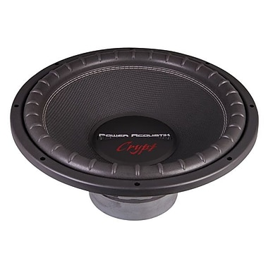 Power Acoustik Crypt CW2-154 Car Subwoofer