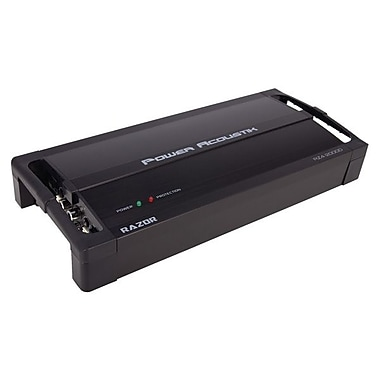Power Acoustik RZ2-1300D 2 Channel Car Amplifier