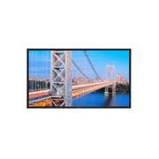 NEC MultiSync X462S 46 Black Edge-Lit LED LCD Display Screen, HDMI, DVI