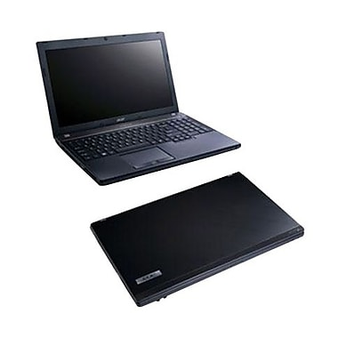 Acer® TravelMate TMP653-V-53348G50Mtkk 15.6in. Dual Core Laptop