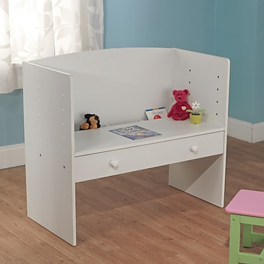 TMS Amelia MDU Kid's Writing Desk, White