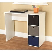 TMS Standard Writing Desk, Multi (96613WHT)