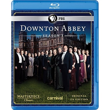 Downton Abbey - Season 3 (BLU-RAY DISC)