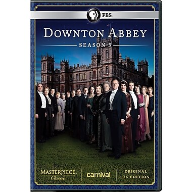 Downton Abbey - Season 3 (DVD)