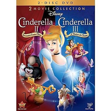 Cinderella Ii: Dreams Come True Cinderella Iii: Twist In Time Special Edition (DVD)