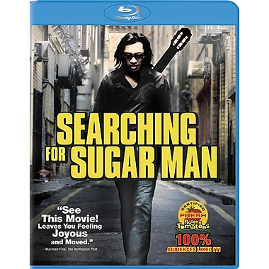 Searching For Sugar Man (DISQUE BLU-RAY)