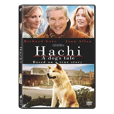 Hachi: A Dog'S Tale (DVD)