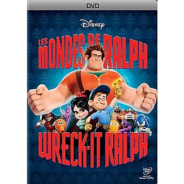 Wreck It Ralph (DVD) 2009